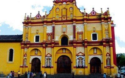 Ruta de las 6 Iglesias en San Cristóbal