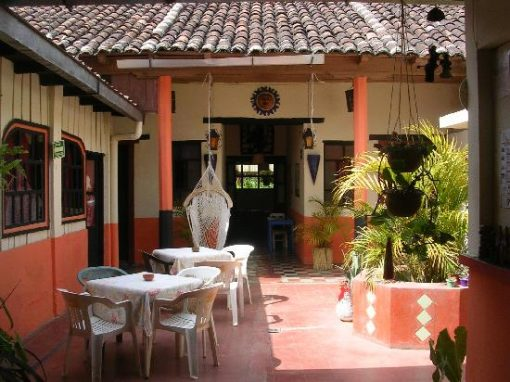 San cristobal de las Casas HOSTAL LOS CAMELLOS