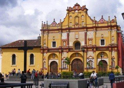 Iglesias en San Cristóbal: Catedral de San Cristóbal de las Casas