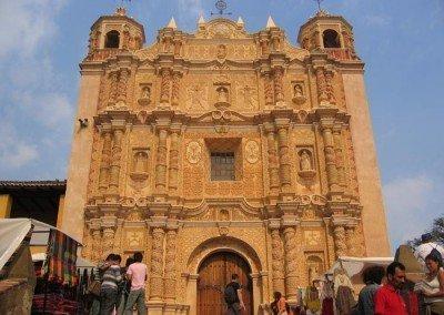 Fachada Iglesia de Santo Domingo