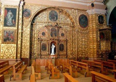 Retablo Iglesia de Santo Domingo