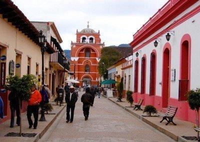 Vistas Iglesia del Carmen