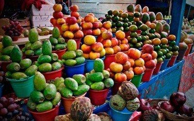 Mercados en San Cristóbal