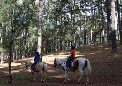 Actividades en Rancho Nuevo. San Cristóbal.