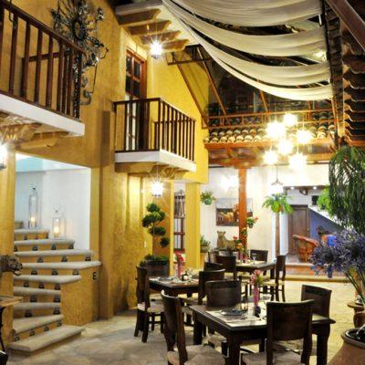 Hotel Casa Santa Lucía - HOTELES EN SAN CRISTÓBAL