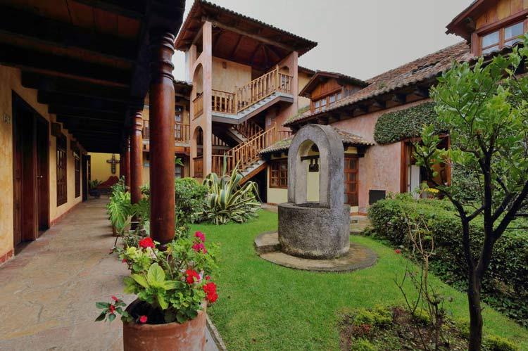 Hotel Casavieja San Cristóbal de las Casas